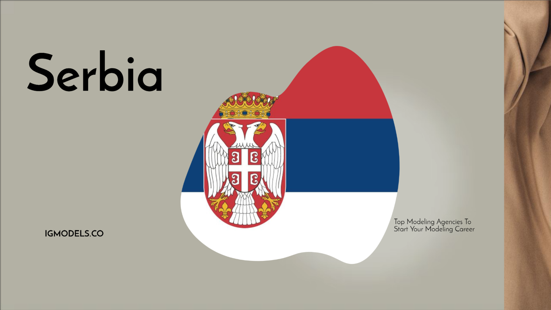 List : Top 35 Modeling Agencies In Serbia To Start Your Modeling Career In 2021