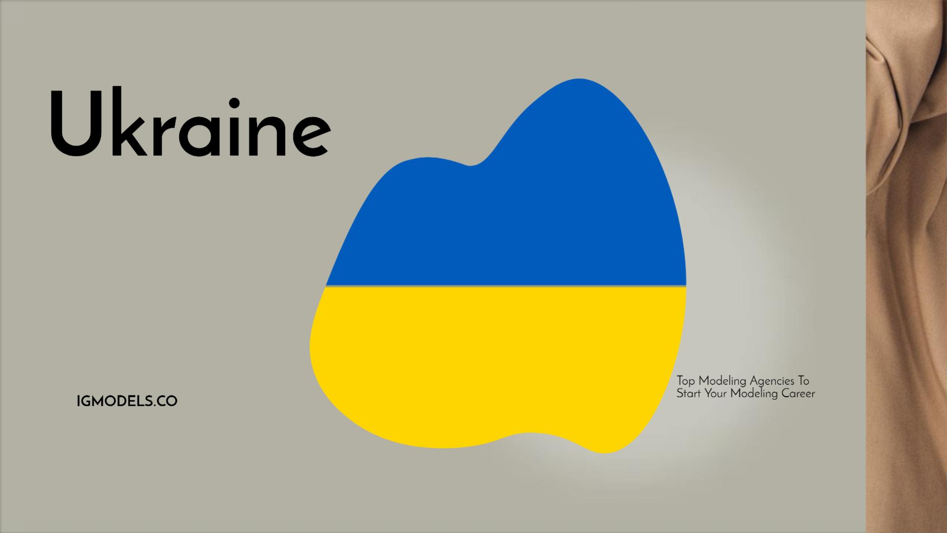 List : Top 35 Modeling Agencies In Ukraine To Start Your Modeling Career In 2021