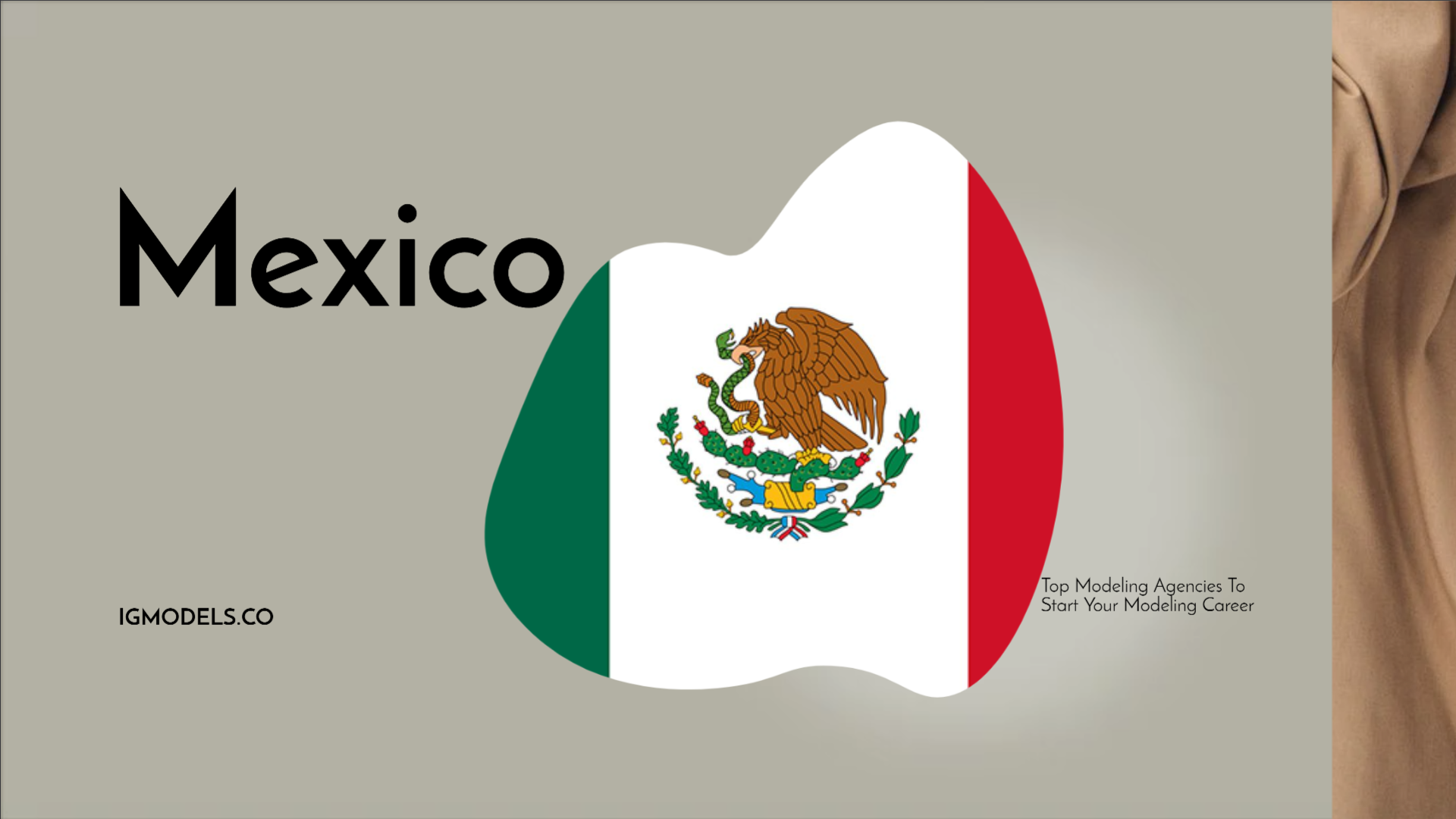 List : Top 35 Modeling Agencies In Mexico To Start Your Modeling Career In 2021