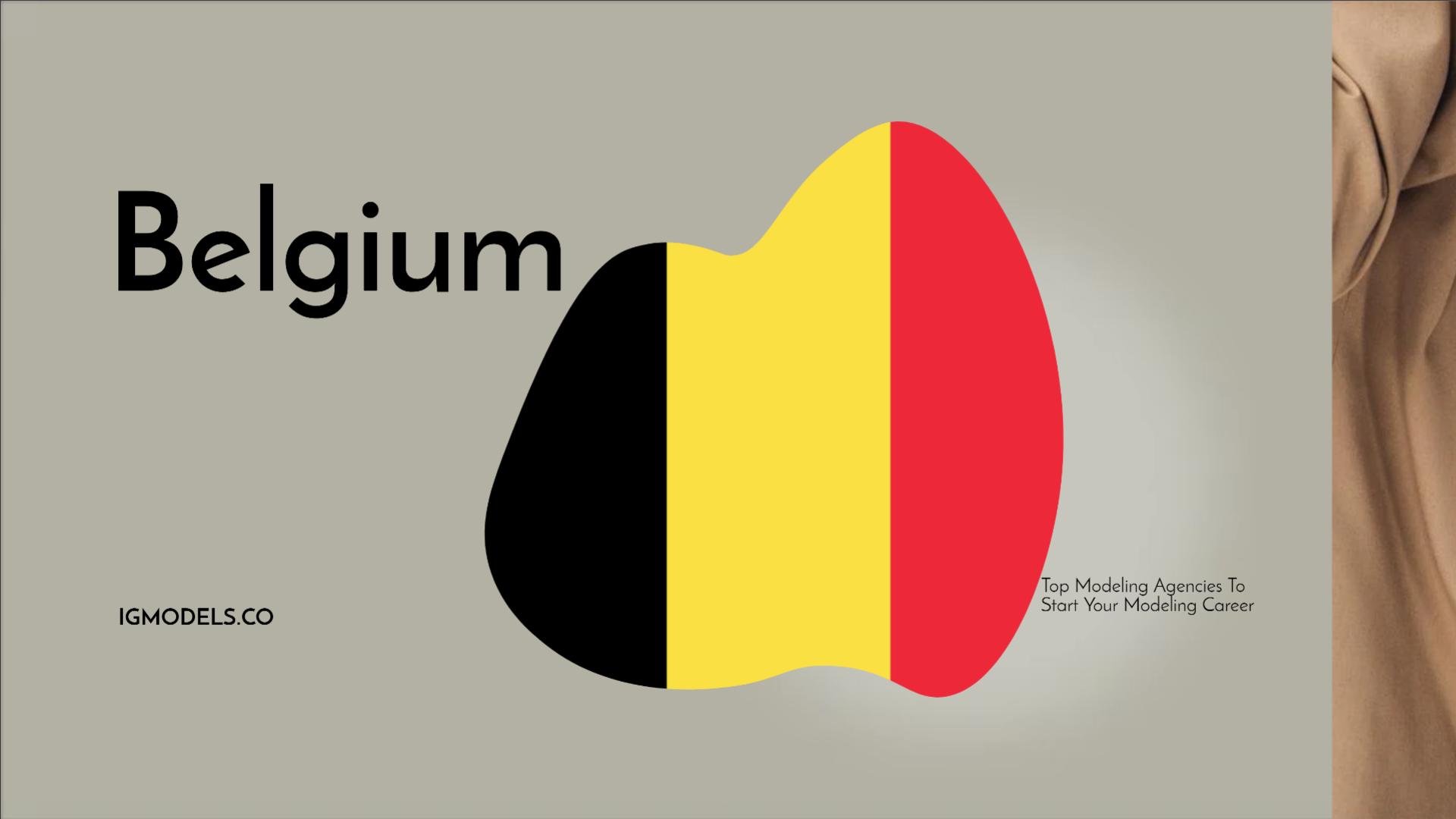 List : Top 42 Modeling Agencies In Belgium To Start Your Modeling Career In 2021