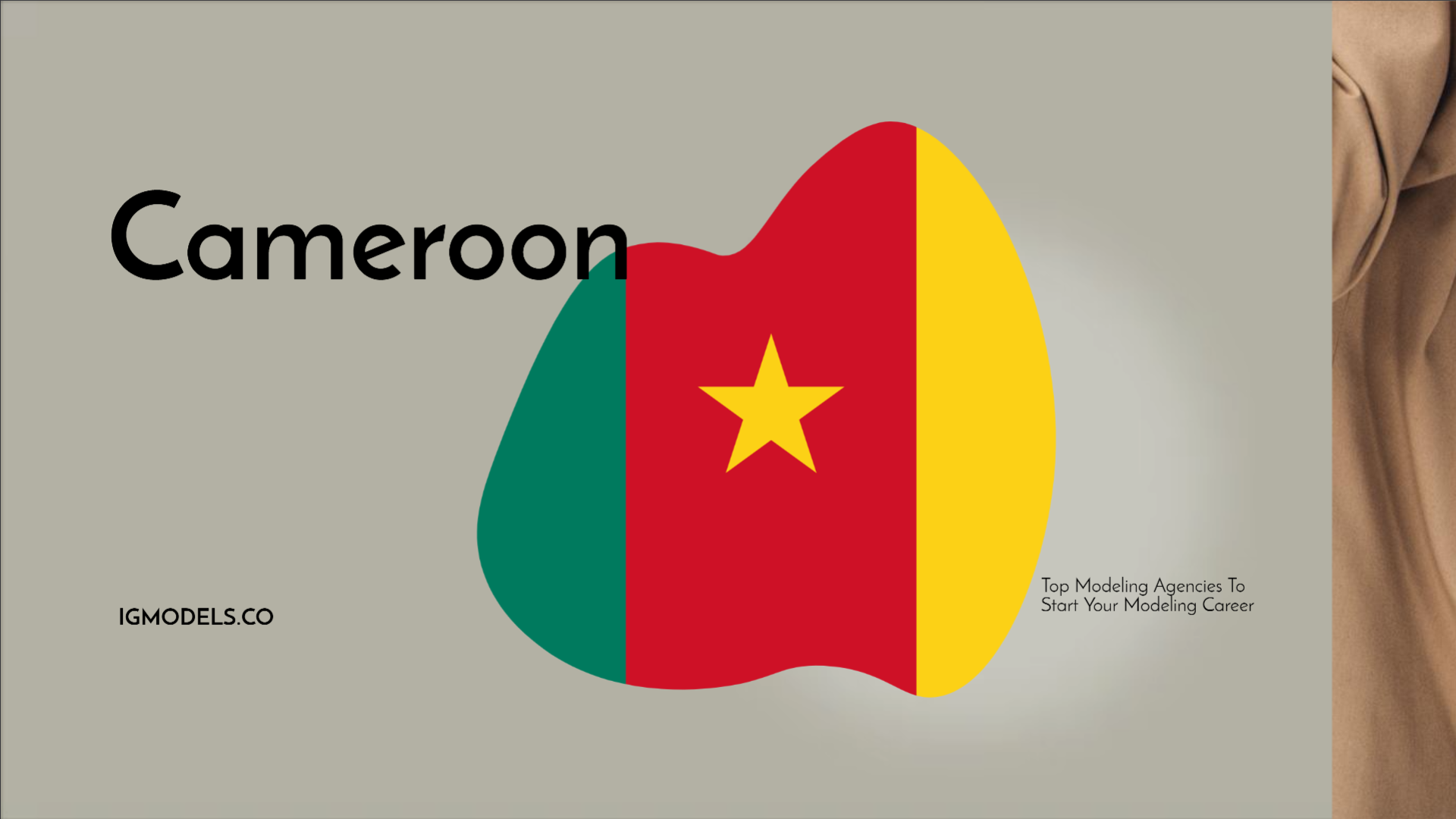 List : Top 35 Modeling Agencies In Cameroon To Start Your Modeling Career In 2021