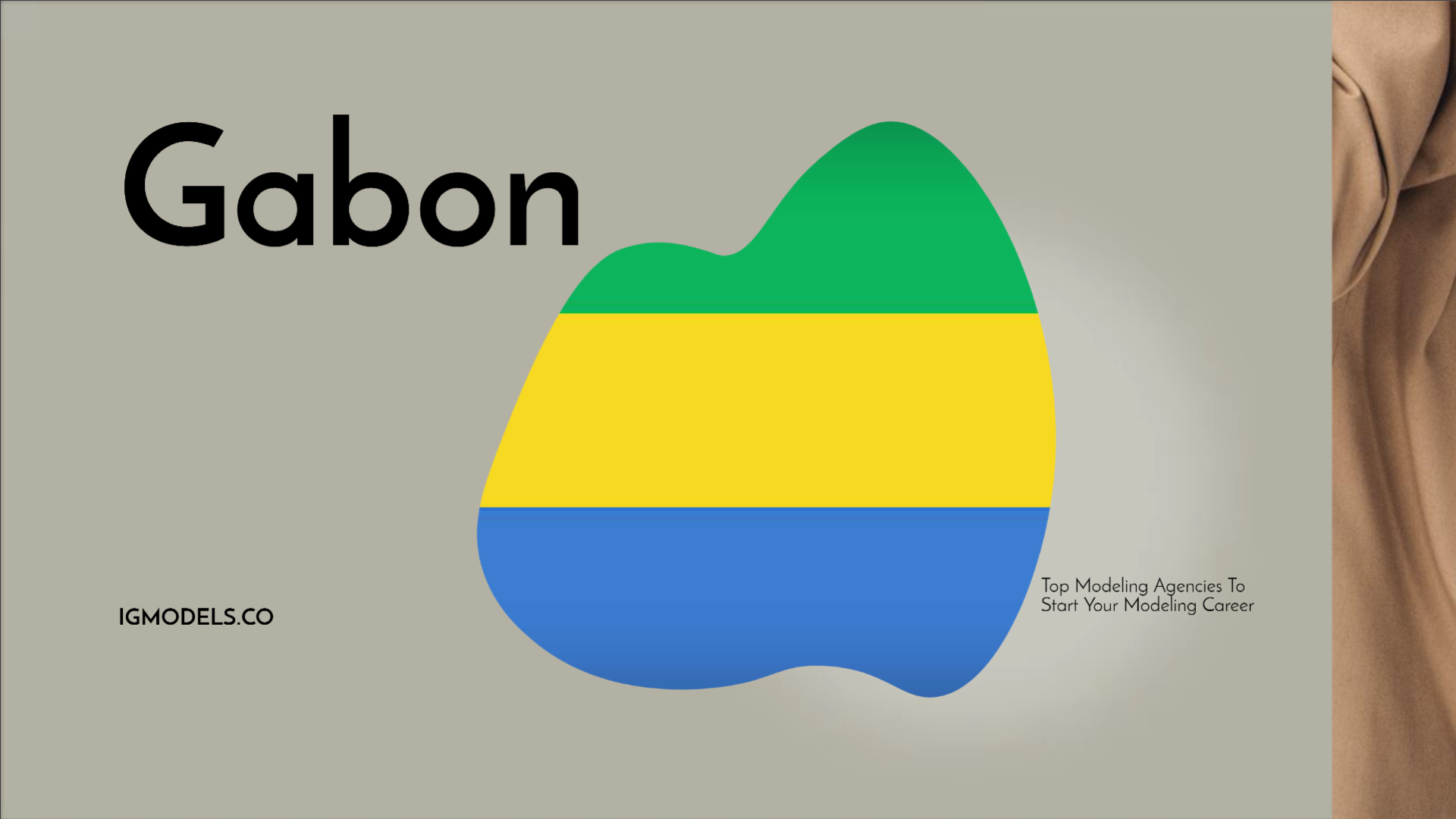 List : Top 32 Modeling Agencies In Gabon To Start Your Modeling Career In 2021
