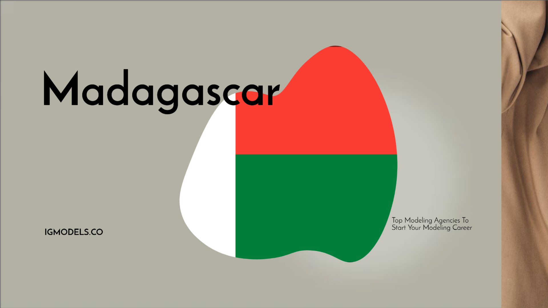 List : Top 35 Modeling Agencies In Madagascar To Start Your Modeling Career In 2021