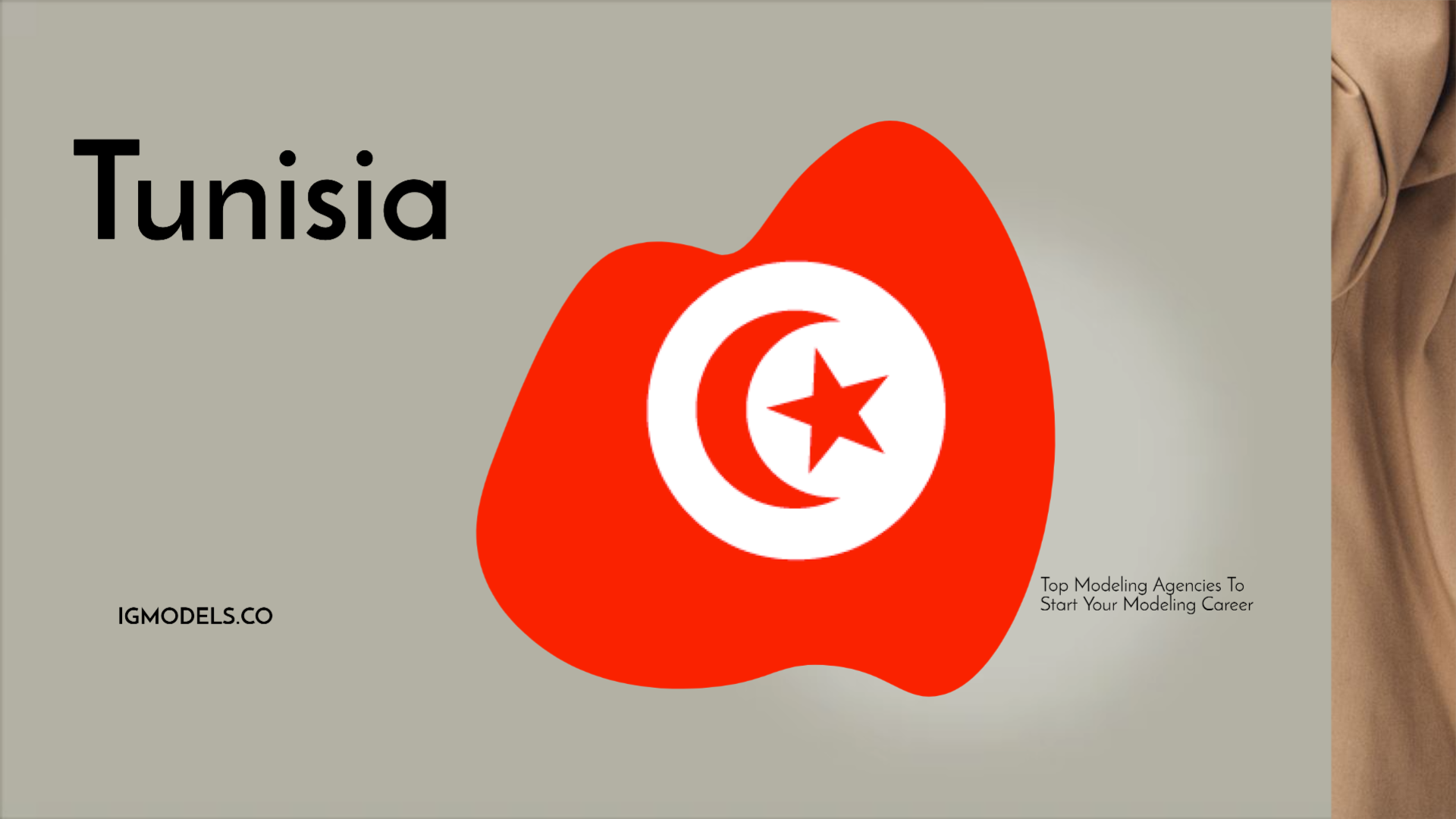 List : Top 35 Modeling Agencies In Tunisia To Start Your Modeling Career In 2021