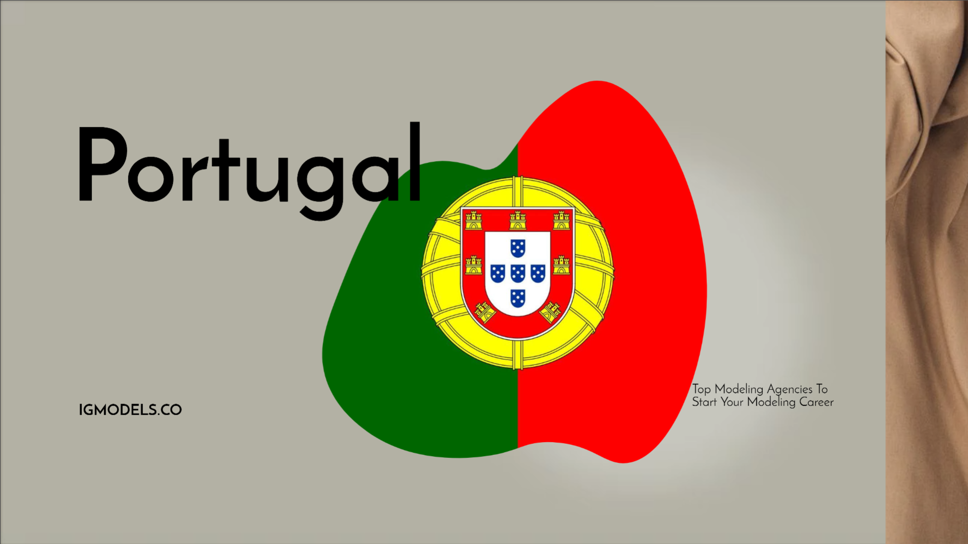 List : Top 22 Modeling Agencies In Portugal To Start Your Modeling Career In 2021