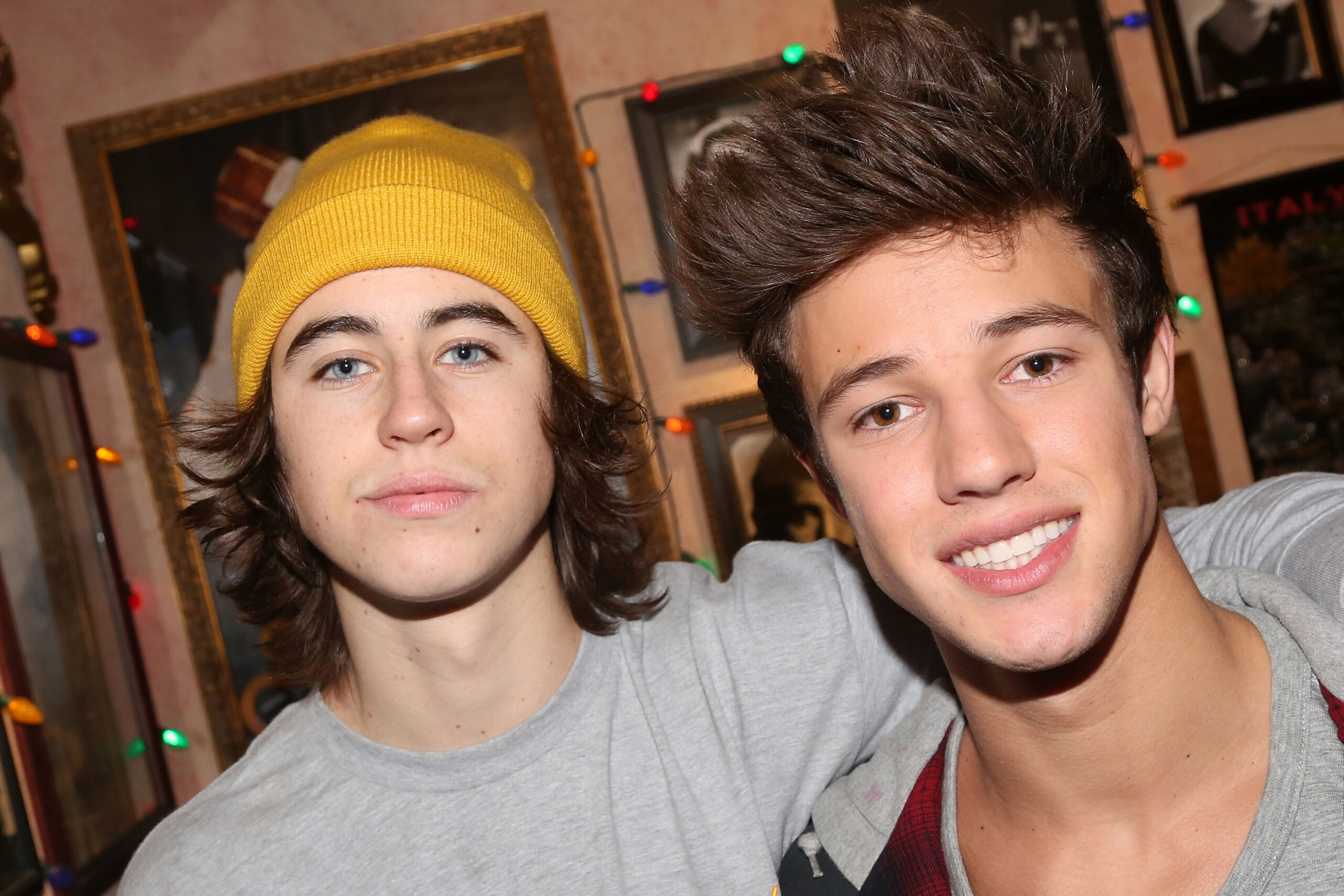 Are Cameron and Nash still friends?