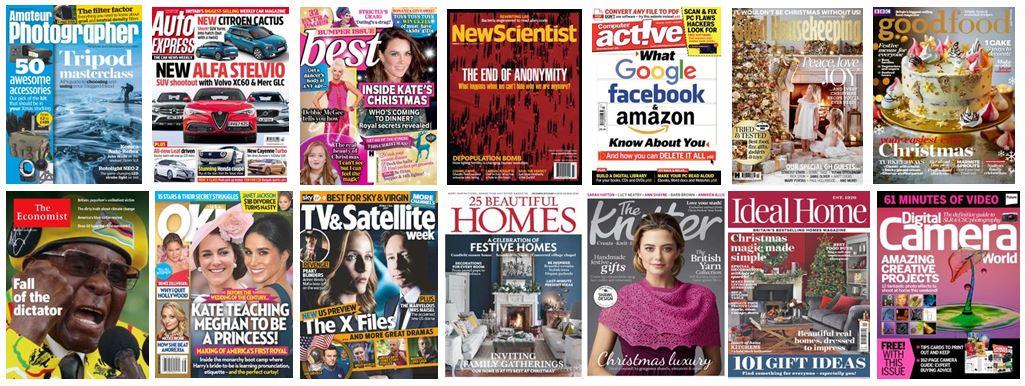 Can you still buy Cosmopolitan magazine?
