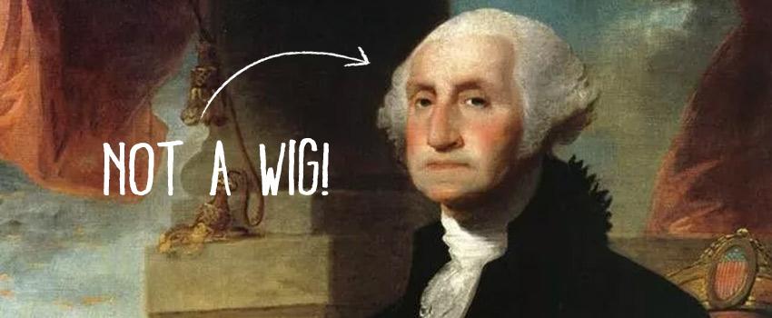 Did Boy George wear a wig?