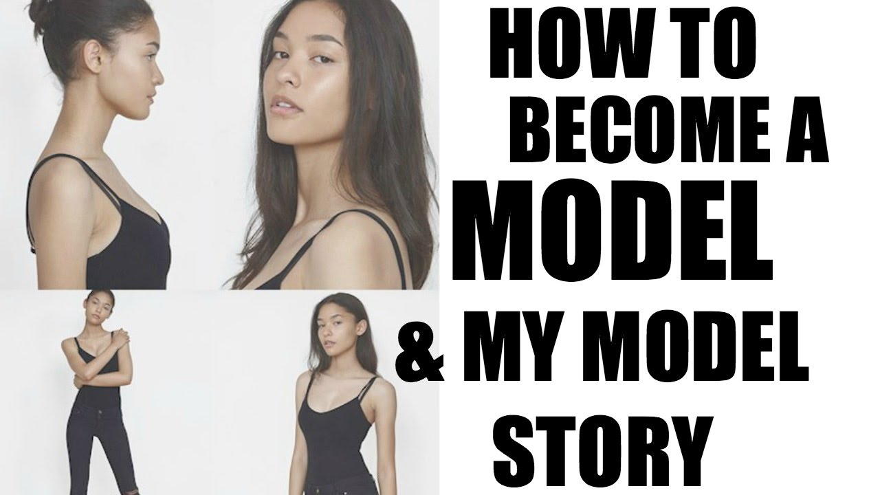 How can I be a model for free?
