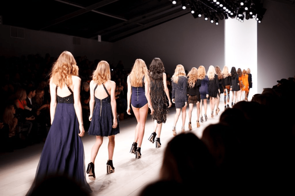 Is fashion model a career?