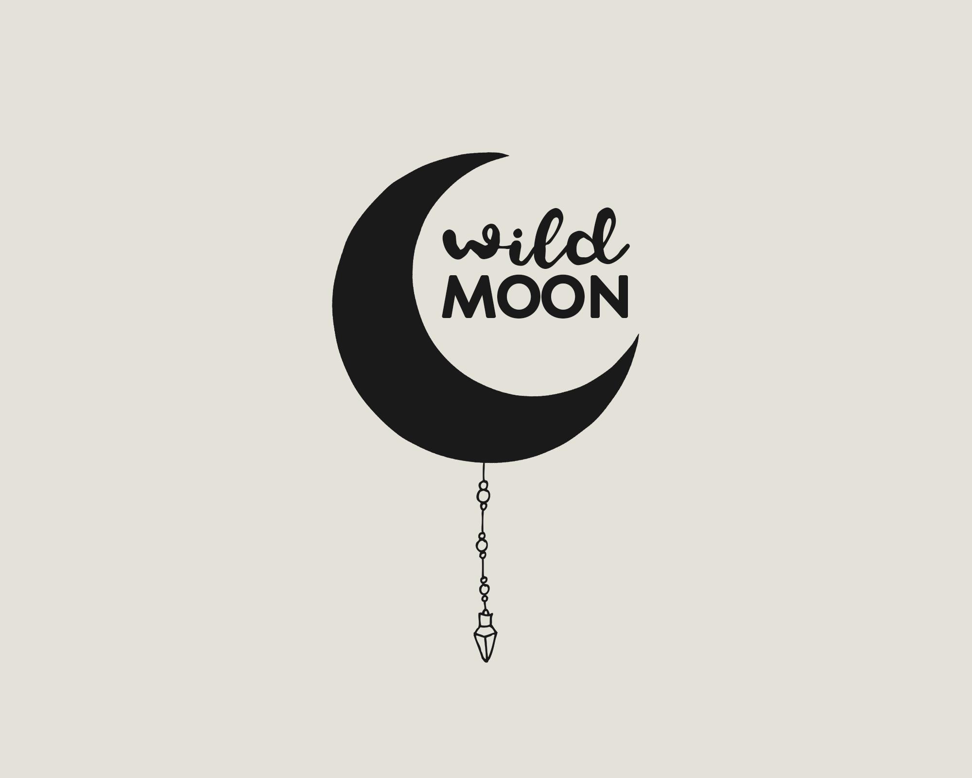 What brand has a moon logo?