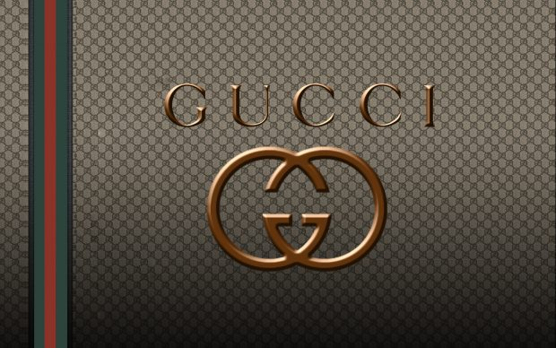 What is Gucci's logo?