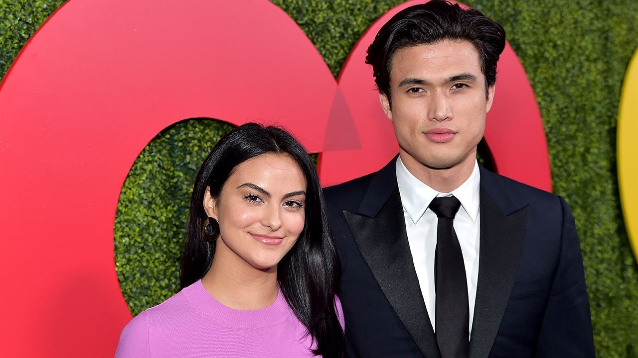 Who is Camila Mendes BF?