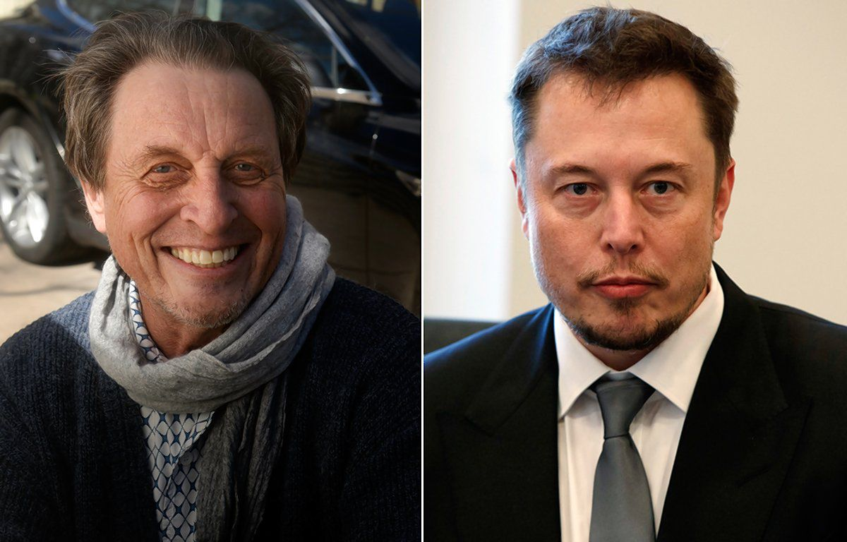 Who is Elon Musk father?