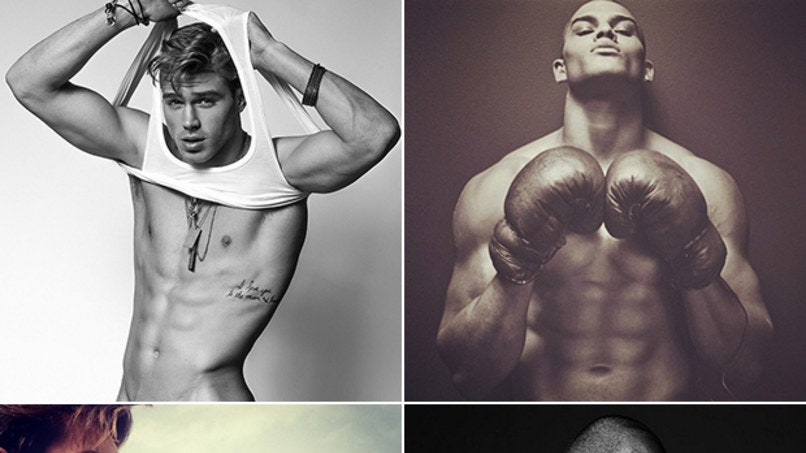 Who is the hottest male models right now?