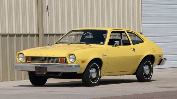 Why is the Ford Pinto so dangerous?